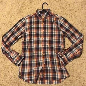Used Sonoma Flannel Size Small
